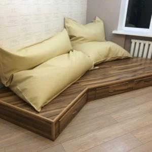 Как подобрать бескаркасную мебель?