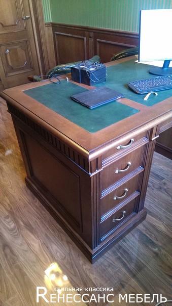 стол кабинета на заказ